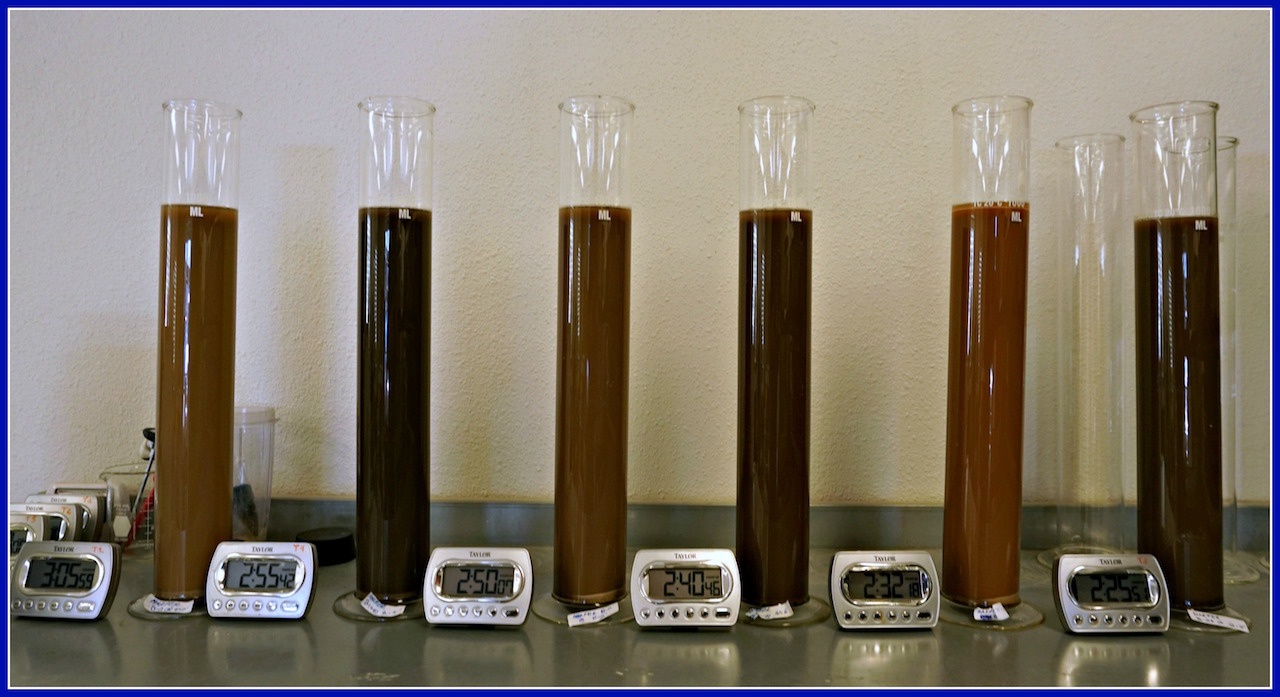 Soil Testing Consolidated Reinforcement